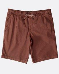 Boys' Larry Layback Shorts  N2WK07BIP9
