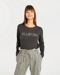 High Tide Long Sleeve T-Shirt  N3LS01BIP9