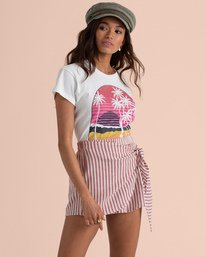 Beyond The Palms Skirt  N3SK04BIP9