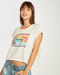 Surf Spray T-Shirt  N3SS07BIP9