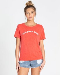 Sun Your Buns T-Shirts  N3SS22BIP9