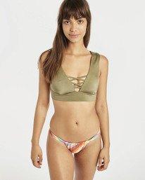 Sol Searcher Plunge Bikini Top  N3ST06BIP9