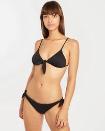 Sweet Sands Tide Triangle Bikini Top  N3ST31BIP9