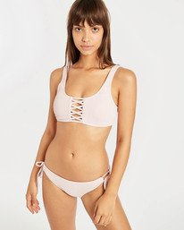 Sweet Sands Tank Bikini Top  N3ST32BIP9