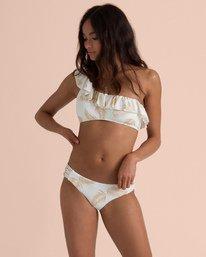 Dos Palmas Ruffle Bikini Top  N3ST39BIP9