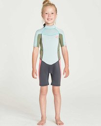 Toddlers' Synergy Back Zip Springsuit  N42T02BIP9