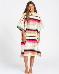 Womens Poncho Hoodie Towel  N4BR03BIP9