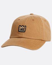 Basquiat Crown Lad Hat  N5CM11BIP9