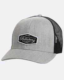 Walled Trucker Hat  N5CT03BIP9