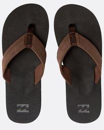 Seaway Suede Sandals  N5FF12BIP9