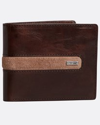 Dbah Leather - Leather Wallet for Men  N5LW03BIP9