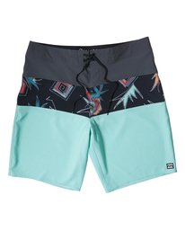 "Tribong Pro 19"" Boardshorts  P1BS06BIS9"