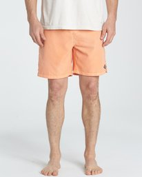 "All Day Layback 16"" Boardshorts  P1LB01BIS9"