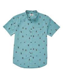Sundays Mini Shirt  P1SH01BIS9