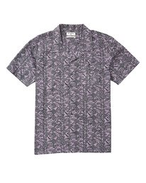 Vacay Print Shirt  P1SH03BIS9