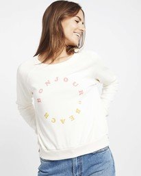 Sweet Sunshine Sweatshirt  P3CR01BIS9
