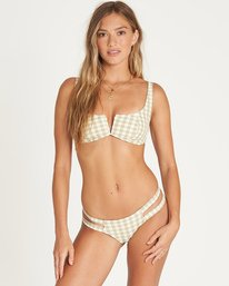 Oh So V Wire Bikini Top  P3ST04BIS9