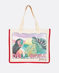 Going Places Tote Bag  P9BG02BIS9