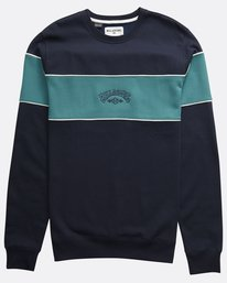Edge - Crew Jumper for Men  Q1CR01BIF9