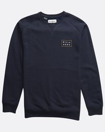 Die Cut Theme - Crew Jumper for Men  Q1CR03BIF9
