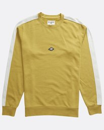 Wave Washed - Crew Jumper for Men  Q1FL04BIF9