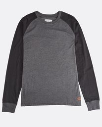 All Day - Raglan Long Sleeves Tee for Men  Q1JE04BIF9