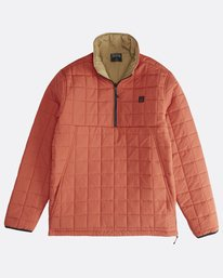 Boundary - Reversible Puffer Jacket for Men  Q1JK06BIF9