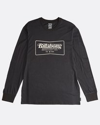 Trade Mark - Long Sleeves Tee for Men  Q1LS13BIF9