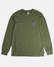 Stacked - Long Sleeves Tee for Men  Q1LS19BIF9