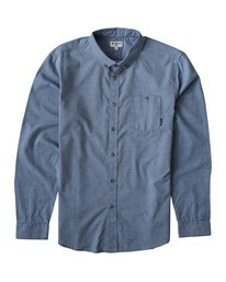 All Day - Long Sleeves Shirt for Men  Q1SH01BIF9