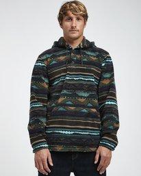 Furnace - Anorak Long Sleeves Shirt for Men  Q1SH11BIF9