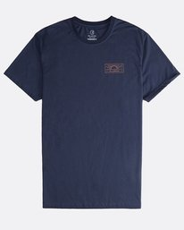 Beach Path - Short Sleeves Tee for Men  Q1SS12BIF9