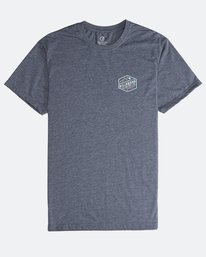 Ridge - Short Sleeves Tee for Men  Q1SS18BIF9