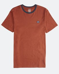 League - Short Sleeves Tee for Men  Q1SS32BIF9
