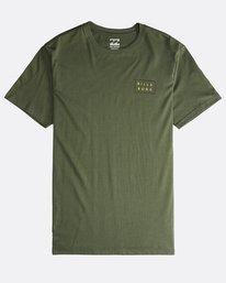 Die Cut Theme - Short Sleeves Tee for Men  Q1SS41BIF9