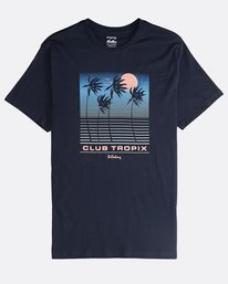 Tropix - Short Sleeves Tee for Men  Q1SS45BIF9