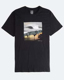 Step Back - Short Sleeves Tee for Men  Q1SS46BIF9