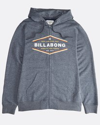 Vista - Zip Hoodie for Men  Q1ZH01BIF9