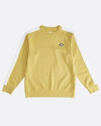 Wave Washed - Crew Jumper Boy for Boys  Q2FL03BIF9