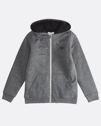 All Day - Sherpa Zip Hoodie Boy for Boys  Q2FL09BIF9
