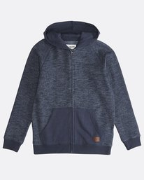 Balance - Zip Hoodie Boy for Boys  Q2FL10BIF9