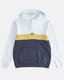Wave Washeds - Wave Washed Half Zip Fleece Boy for Boys  Q2FL11BIF9
