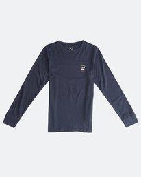 Vista - Long Sleeves Tee Boy for Boys  Q2LS01BIF9