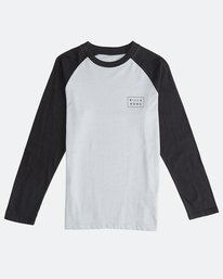 Die Cut - Long Sleeves Tee Boy for Boys  Q2LS02BIF9