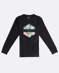 Access - Long Sleeves Tee Boy for Boys  Q2LS06BIF9
