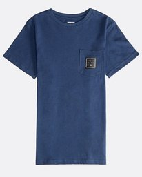 Stacked - Short Sleeves Tee Boy for Boys  Q2SS01BIF9