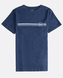 Cruiser Stripe - Short Sleeves Tee Boy for Boys  Q2SS08BIF9
