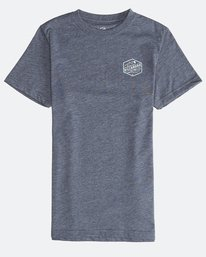 Ridge - Short Sleeves Tee Boy for Boys  Q2SS10BIF9