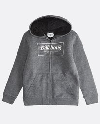 Trade Mark - Zip Sherpa Hoodie Boy for Boys  Q2ZH01BIF9