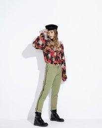 Mon - Chino Trousers for Women  Q3PT01BIF9